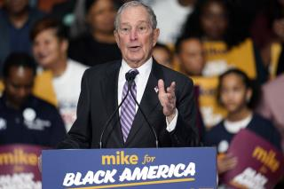 Will Bloomberg Be on Debate Stage?