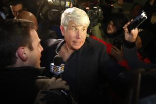Blagojevich Returns Home a Free Man