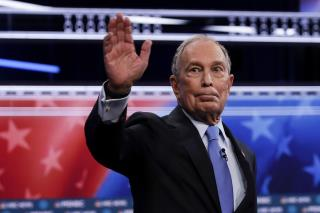 Bloomberg Sees One 'Real Winner' in Debate