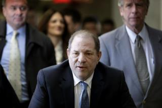 Harvey Weinstein Convicted of Rape