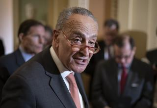 Schumer Passes the Cheescake