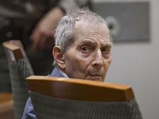 Durst Plotted to Kill Brother, Too: Prosecutors