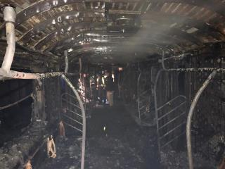 NYC Subway Driver Dead After Fire on Train