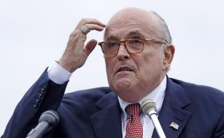Twitter Yanks Tweet by Giuliani