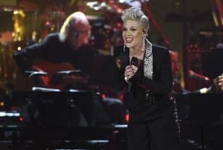 Pink: I Had the Virus, but I'm Better Now
