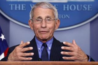 Fauci: These Protests Might Backfire