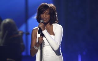 Big Names Working on Whitney Houston Feature Film