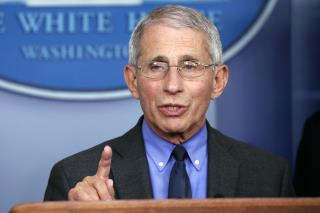 White House Bars Fauci From Testifying: 'Counterproductive'