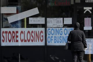 Jobless Figures Rise Again, but One Stat Is Hopeful