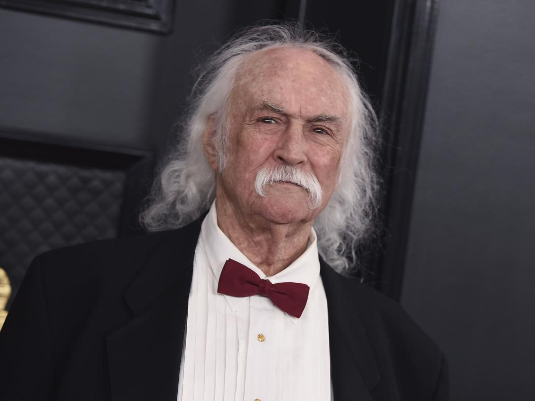 Photo of David Crosby: 'Not True' I Was Just a Donor