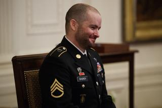 Green Beret Who Received Medal of Honor Dies at 41