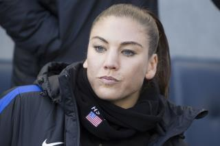 Someone Shot, Killed Hope Solo's Dog