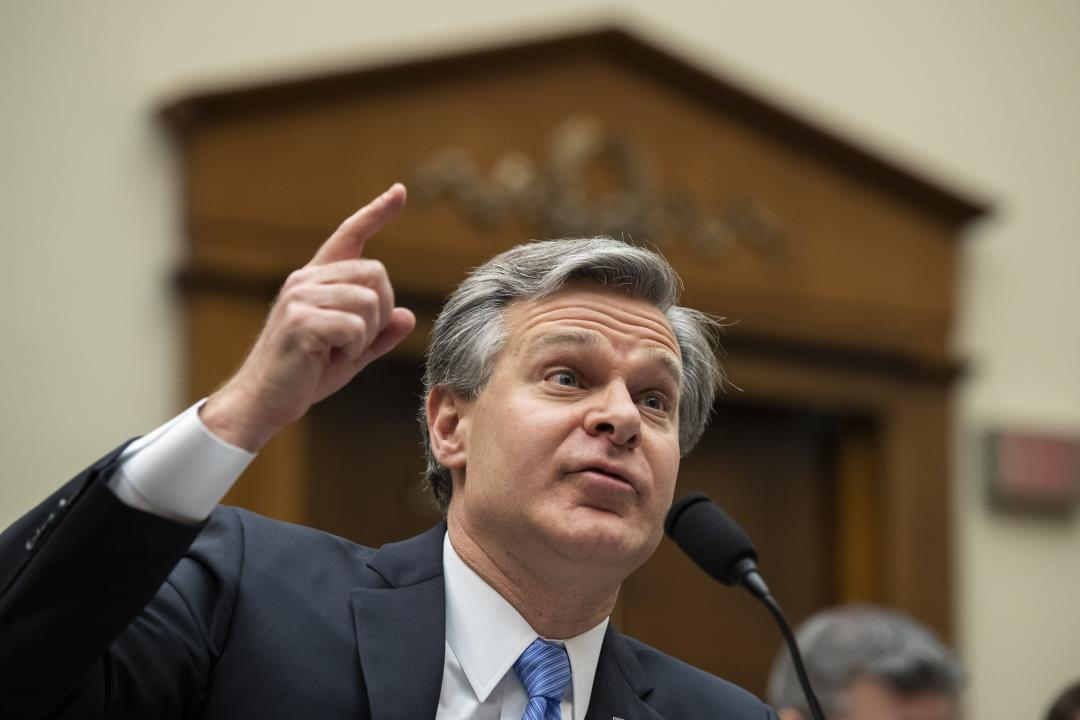 FBI Director Orders Review to Seek Out `Misconduct`