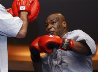 Mike Tyson Offered 8 Figures to Get Back in Ring
