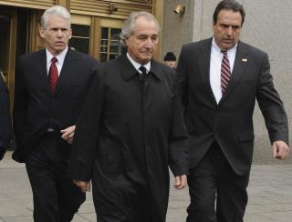 Judge Rejects Freeing Madoff