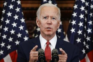Joe Biden Clinches Democratic Nomination