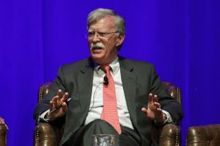 Report: Bolton Plans to Publish With or Without WH Approval