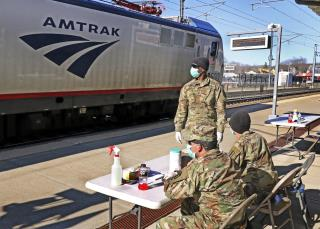 Amtrak Making Major Service Cuts Amid Pandemic