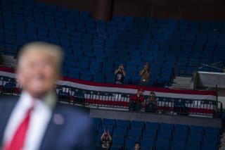 Fallout From Trump's Tulsa Rally Continues