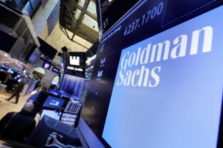 Goldman Sachs Has New Font, With a Weird Catch