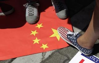 US Rejects China's South China Sea Claims