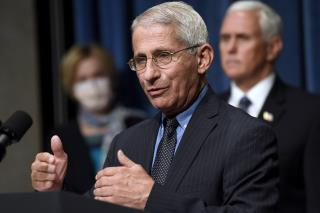 Show Touting Fauci Conspiracy Gets Yanked