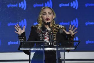 Madonna Flagged for Sharing Same Video as Trumps