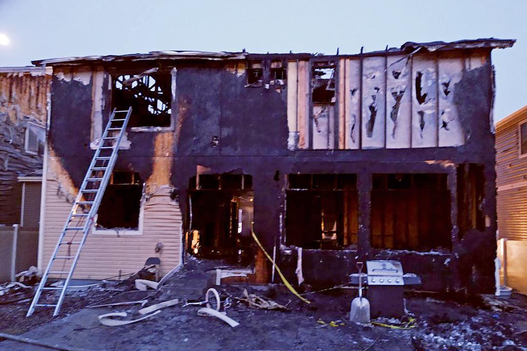 5 Family Members Die in Suspected Arson
