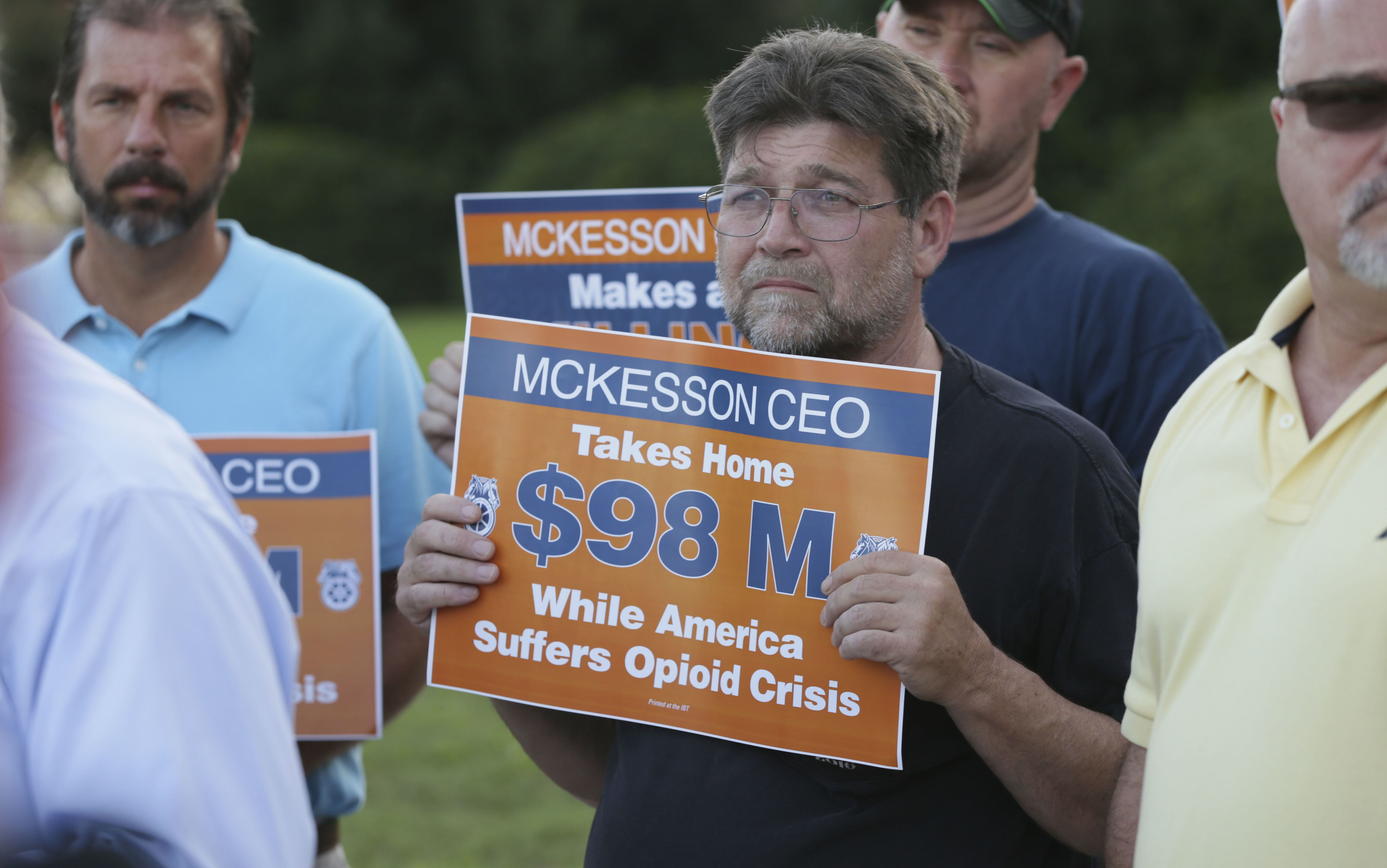 Landmark Opioid Settlement Is Close