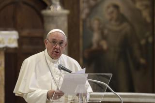Pope on COVID: Personal Freedoms Shouldn't Displace Common Good