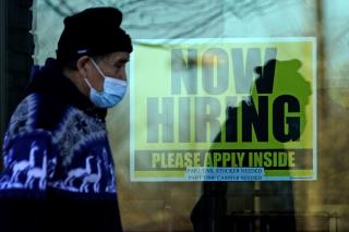 Jobs Number Comes In Much Worse Than Expected