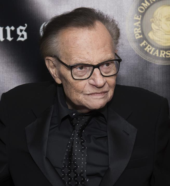 Good News on Larry King