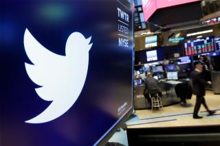 Twitter Stock Drops More Than 6% After Trump Ban