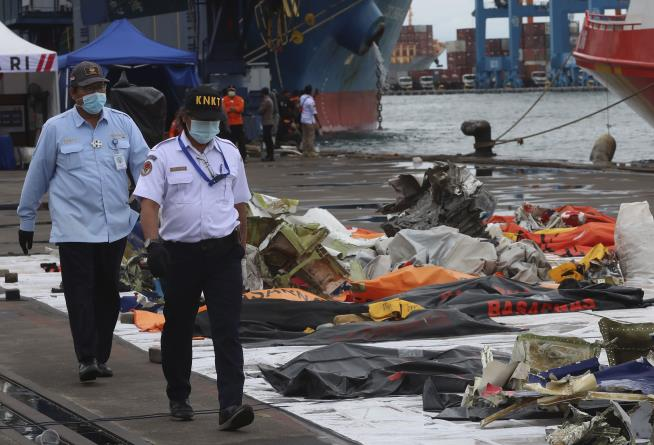 For 9 Months, Crashed Indonesian Plane Was Out of Service
