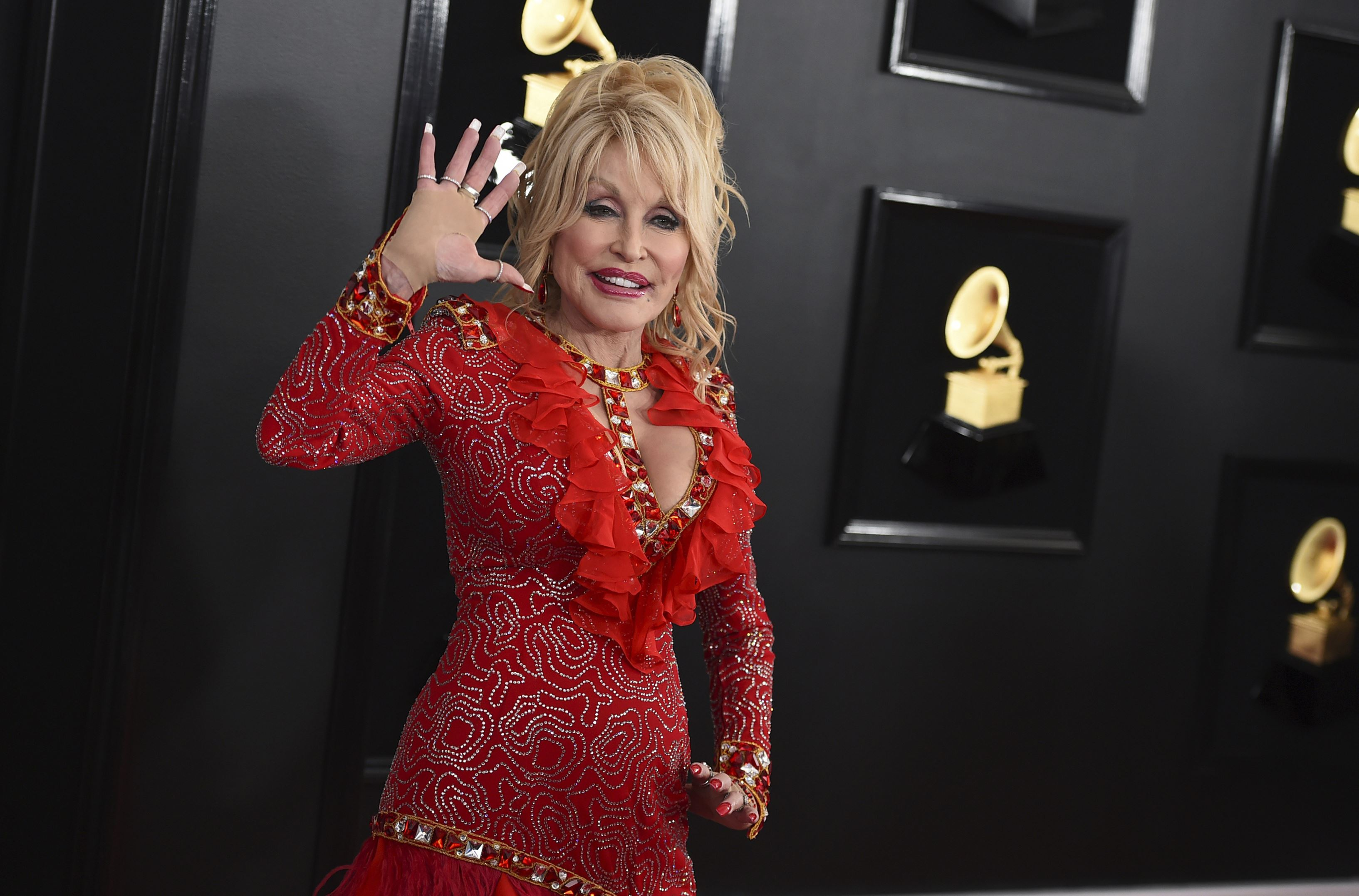 State Considers Immortalizing Dolly Parton