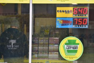 Mega Millions Jackpot Rises to Nearly $1B