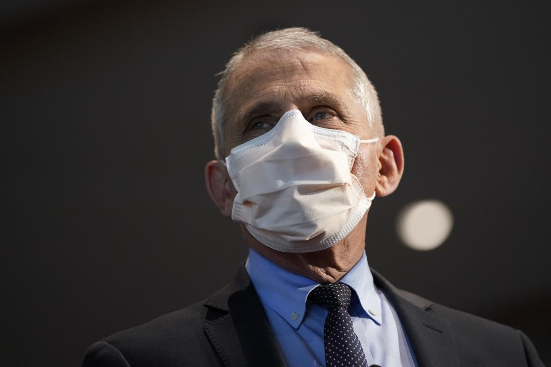 Fauci Opens Up About Working With Trump