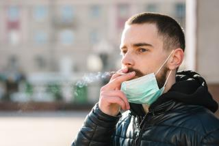 Smoking Makes a Pandemic Comeback