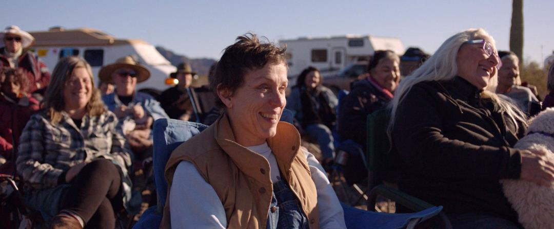 Critics on Nomadland: 'This Film Is a Small Miracle' - Newser