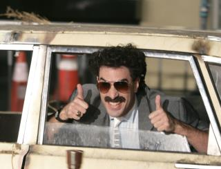 Sacha Baron Cohen Is Retiring Borat