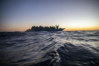 Smugglers Throw Migrants Overboard, Killing at Least 20