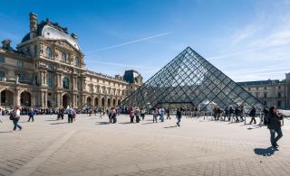 Louvre Recovers Pieces Stolen in 1983