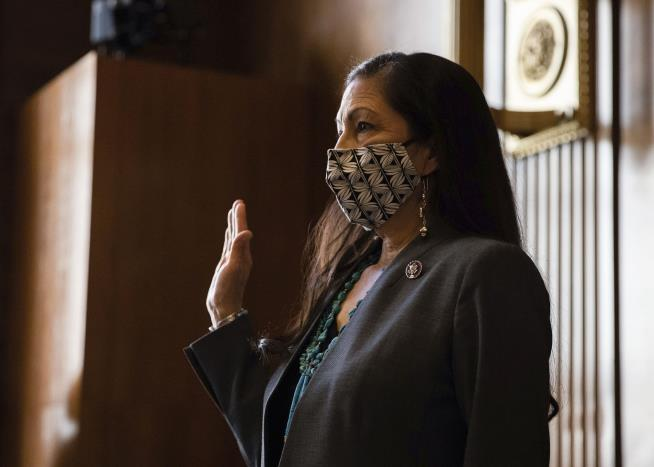 Deb Haaland's Confirmation Is a First