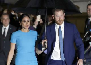 Archbishop on Sussexes' Claim They Married in Secret: Nope