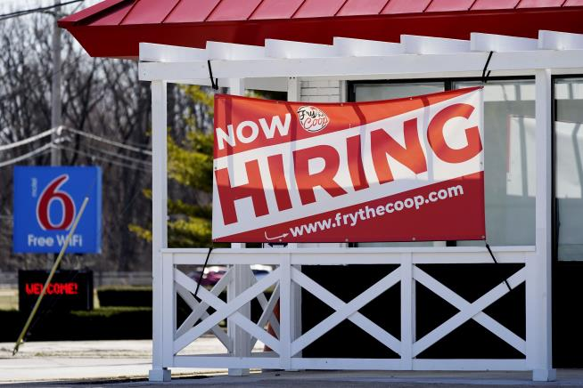 Jobs Report Shows a Strong Surge in Hiring