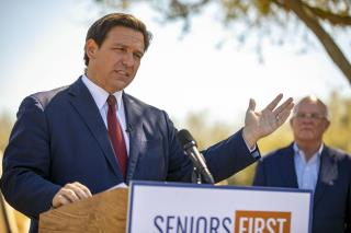 DeSantis Bars Requiring Proof of Vaccination