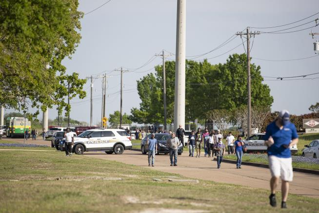 Employee Opens Fire in Texas Office Park