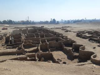 A 'Mind-Blowing' Find: Egypt's 'Lost Golden City'