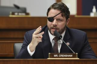 Emergency Surgery Leaves Congressman 'Effectively Blind'