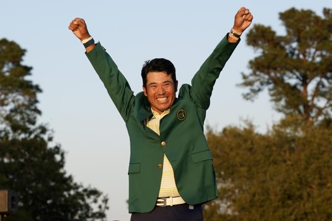 The World Has Its First Japanese Winner of the Masters